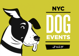 Dog Events in New York City in July